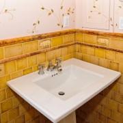 Kohler Pedestal Lav Sink and Faucet