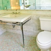 Kohler Sink and Toilet