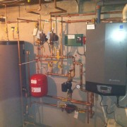 Lochinvar Boiler with Squire Indirect 3