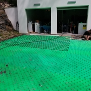 High Efficiency Snow Melt System