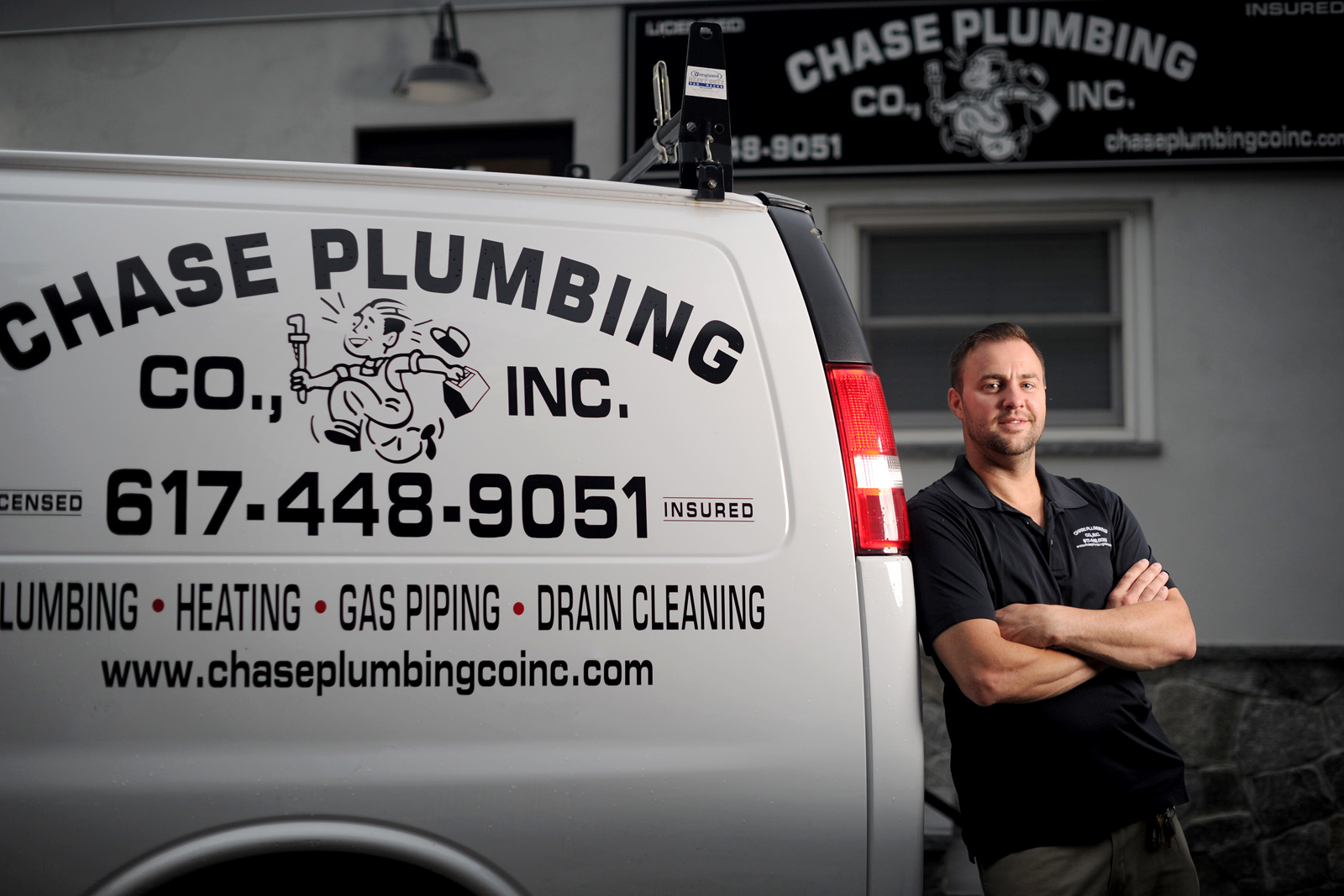 Licenses And Certifications Chase Plumbing Co Inc Burlington Ma