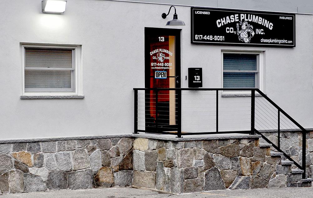 Chase Plumbing Storefront