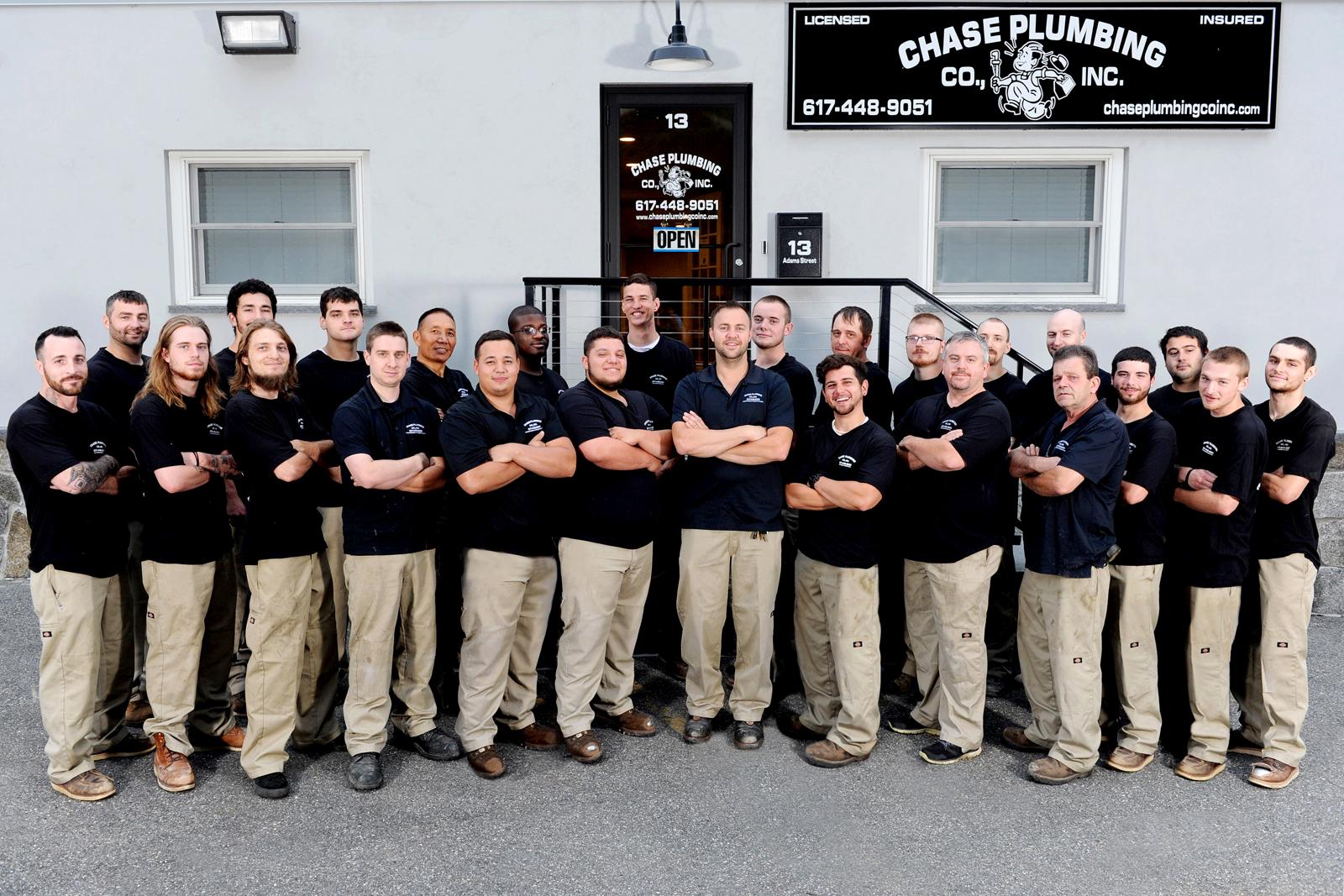 Chase Plumbing Team