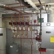 Burnham Alpine Boiler