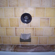 Kohler Tub Spout with Drip Tray