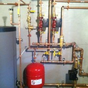 Hot Water Boiler Installs