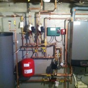 Lochinvar Boiler with Squire Indirect 2
