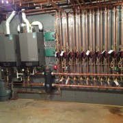 Lochinvar Heating Renovation After