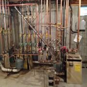 Lochinvar Heating Renovation Before