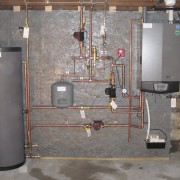 Lochinvar Knight Boiler and Squire Indirect