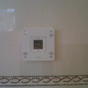 Toto Neorest 550 Wall Control 2